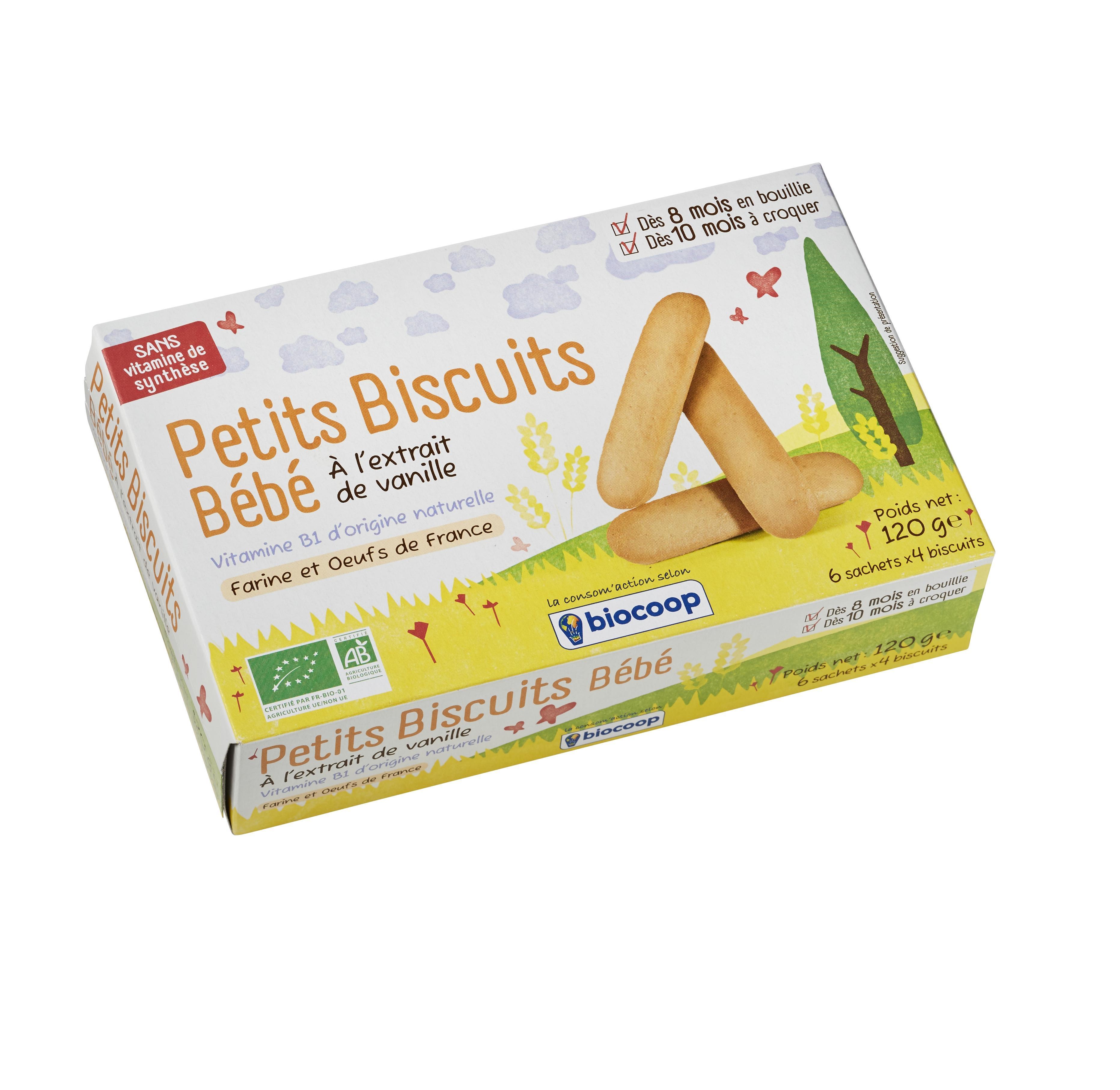 biocoop innove avec ses petits biscuits b b bio la vitamine b1 naturelle valenciennes. Black Bedroom Furniture Sets. Home Design Ideas