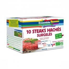 Steak hach s surgel s 1kg valenciennes - Magasin bio valenciennes ...